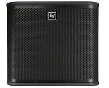 "Electro-Voice zxa1-sub 12"" 800w alimentato SUBWOOFER BASS Bin DJ Disco PA SYSTEM"