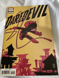 Daredevil #1 Young Variant 1st Print Marvel. Never Read.