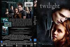 TWILIGHT DVD MOVIE FILM KRISTEN STEWART ROBERT PATTINSON