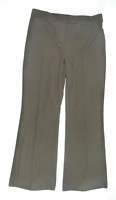 Womens Marks & Spencer Brown Trousers Size 16/L30