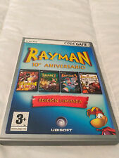 Rayman 10º Aniversario Pc Dvd Rom Codegame