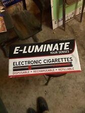 E Cigarette Sign