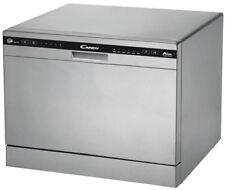 Lavavajillas compacto Candy Cdcp6/e-s Inox a
