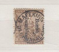 British Bechuanaland QV 1893 2d Cape Of Good Hope O/P Mafeking CDS J9746
