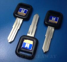 Isuzu Pickup Truck TF TFR Trooper Rodeo Amigo Impulse Stylus Holden Blank key x3