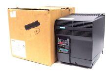NEW SIEMENS 6SE3221-0DC40 MICROMASTER DRIVE 6SE32210DC40 5HP 400/500V