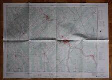Topographic map BEAUCEVILLE Quebec 21 L/2 1983 Canada - HS2003001018