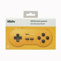 8Bitdo SN30 GP Yellow Bluetooth Gamepad for Nintendo Switch PC Android & macos