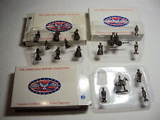 Lot of 3 The Americana Pewter Collection (AH19, AH09, AH18)