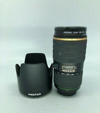 PENTAX LENS SMC DA 50-135mm f/2.8 ED (IF) SDM WITH LENS HOOD OBIETTIVO