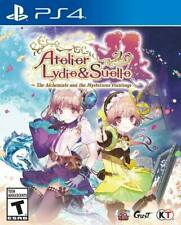 Atelier Lydie & Suelle Alchemists and the Mysterious Paintings PS4 Playstation 4