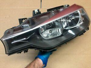 2012 2013 2014 2015 BMW 320i 328i 335i Headlight Left LH Driver Halogen OEM