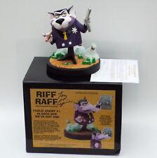 Underdog Riff Raff Maquette Statue Signed Box Tony Cipriano NIB # 53 /2000 Rare