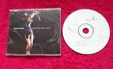 "1 maxi CD single de CELINE DION ""Treat her like a lady"""