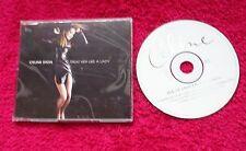 "1 maxi CD single de CELINE DION ""Treat her like a lady"""