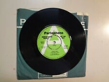 "HOLLIES:Carrie Anne-Signs That Will Never Change-U.K.7"" 67 Parlophone R5602 Demo"
