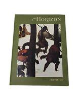Horizon A Magazine Of the Arts, Winter 1967, Vol. IX No. 1 Joseph J. Thorndike