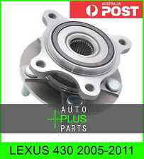 Fits LEXUS 430 Front Wheel Hub Bearing Left Hand Lh