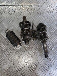 Honda CBR 125 Engine Gearbox Transmission Complete Shift Drum