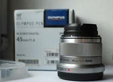 Olympus 1.8 45mm MSC Objektiv