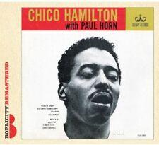 Paul Horn, Chico Hamilton - With Paul Horn [New CD] UK - Import