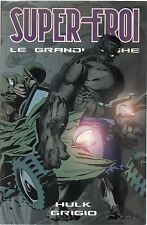 SUPER EROI LE GRANDI SAGHE MARVEL FUMETTI COMICS - HULK GRIGIO N° 37