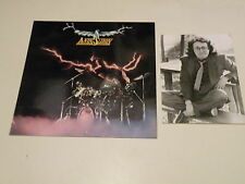 ANDY SURDY - Andrea Surdi - LP 1979 POLYDOR RECORDS W/PORTRAIT PHOTO - OIS -