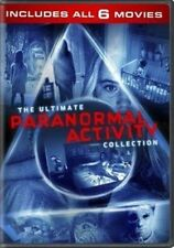 Paranormal Activity The Ultimate 6 Movie Collection (6 Disc) DVD