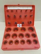 SILICONE 70 IMPERIAL O-RING SELECTION BOX (30 SIZES - 382 PIECES) BOX G
