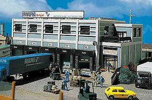 Vollmer 5605 HO Modern Truck Terminal Building Kit