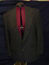 Men Vintage Pincus Brother Maxwell Size 42R Multi color Wool Houndstooth Jacket