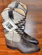 FRYE BILLY TALL NAVAJO HAND WOVEN PULL ON Sz.6 (M) NWOB  WOW!!!