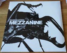 Massive Attack - Mezzanine - Brand New Double Vinyl LP