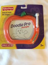 FISHER-PRICE DOODLE PRO PUMPKIN SHAPE FOR HALLOWEEN OR THANKSGIVING