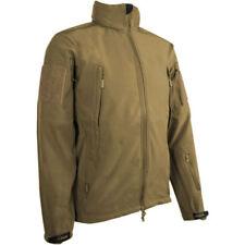 Abrigos y chaquetas de hombre beige de poliéster