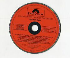 Bert Kaempfert CD Spanish Eyes © 1983 Red Face POLYDOR 800 107-2 West Germany