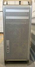 Apple Mac Pro 5.1 6-Core 12T 3.33GHz 64GB DDR3 4TB NVIDIA GT120 480GB SSD