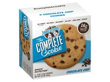 NEW SEALED LENNY & LARRY'S THE COMPLETE COOKIE CHOCOLATE CHIP 16  OZ
