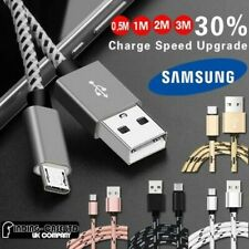 Pour Samsung Galaxy Tab A Tablette Micro USB Rapide Chargement Chargeur Câble