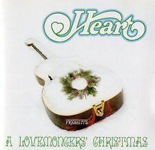 A Lovemongers' Christmas - Heart CD ( 12 Track ) 2004