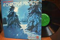 Ronco Presents A Christmas Present LP Popup GF P 11772 Stereo