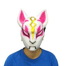 fortnite 2018 New plastic Fox Drift Mask Halloween costumes now for sale 2-10/9