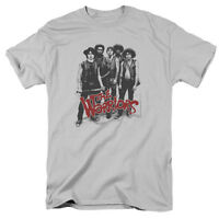 The Warriors Movie Cast GANG Licensed Adult T-Shirt All Sizes