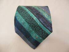 BERKLEY SILK TIE SETA CRAVATTA MADE IN ITALY  A2279