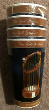 2009 New York Yankees World Series Champions Commemorative Magic Motion Cups NEW