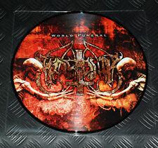 Marduk 'World Funeral' LTD Edn Pic LP Picture Disc Vinyl Record Rare Black/Death