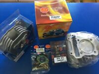 GY6125/150cc RACING CYLINDER KIT 58.5m/m SRP