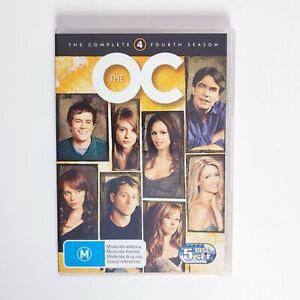 The OC Season 4 DVD TV Series Free Postage Region 4 AUS - Teen Drama