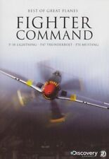 Best Of Great Planes - Fighter Command (DVD, 2009) - Region 4