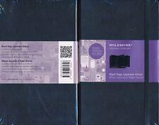 Moleskine Black Page Japanese Album 32 accordion 200gsm acid free pages 13x21 cm
